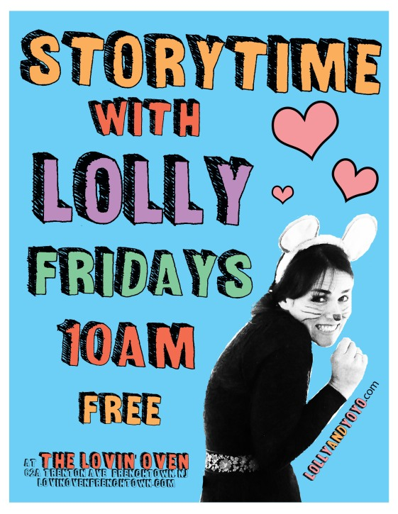 Every Friday!